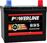 895 Powerline Lawnmower Batterie 12V