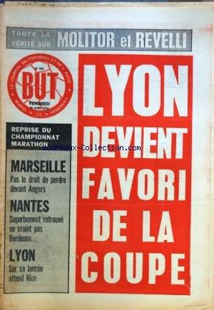 BUT [No 339] du 20/04/1973 - LA VERITE SUR MOLITOR ET REVELI - LYON DEVIENT FAVORI DE LA COUPE - REPRISE DU CHAMPIONNAT MARATHON / MARSEILLE - NANTES ET LYON par Collectif