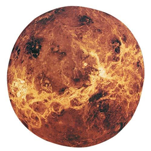 EUCoo Sommerdecke Mars OberfläChendruck Bequeme Weiche Decke Badetuch Campingmatte Klimaanlage Kinderdecke(B, 152CM)