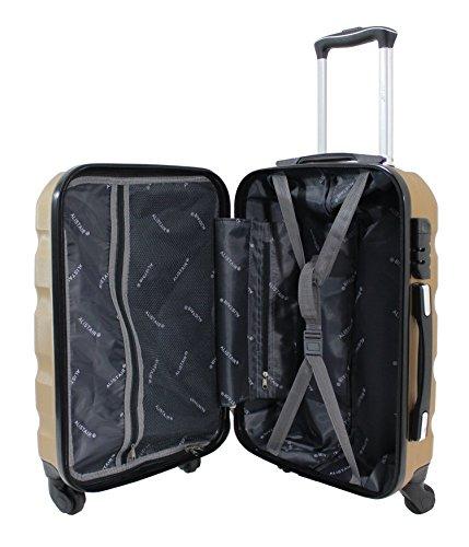 51qSMcAwbJL - Maleta cabina 55cm - Trole ALISTAIR FLY - ABS extremista Ligero - 4 ruedas