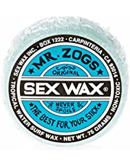 Zogs sex wax tropical blue