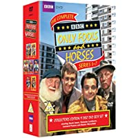 Only Fools and Horses - Complete Series 1 - 7