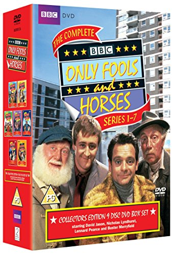 * NEW * Only Fools and Horses - Complete Series 1-7 [DVD] [2019]