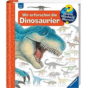 51qSNoBpS3L. SS300  - Wir erforschen die Dinosaurier (Wieso? Weshalb? Warum?, Band 55)
