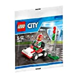 LEGO City Go-Kart Racer Mini Set #30314 [Bagged] by LEGO