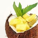 Noce di cocco e ananas alla vaniglia, deodorante & deodorante spray tripla profumata super Strong 125ml