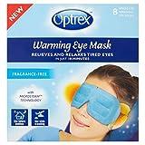 Optrex Warming Eye Mask, Pack of 8