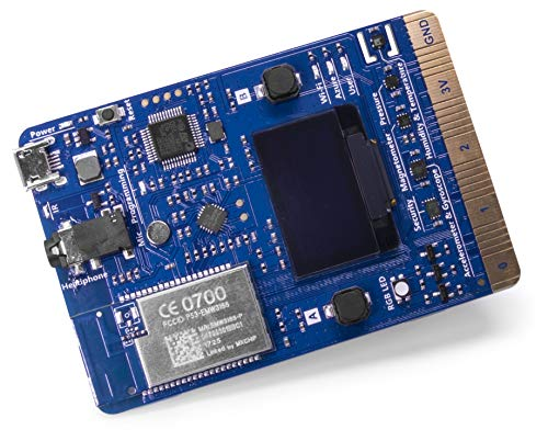 Plugable MXChip AZ3166 IoT DevKit mit Microsoft-Visual- Studio-, Azure- und Arduino-Software-Integration