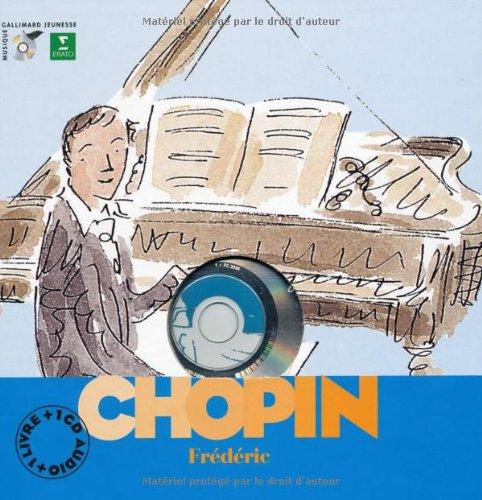 Frédéric Chopin (1CD audio) par Charlotte Voake, Catherine Weill, Benoît Allemane