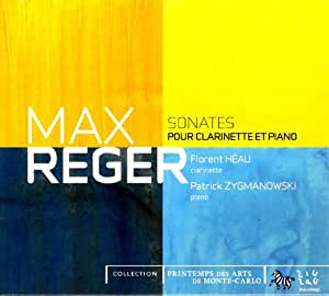 Sonate Pour Clarinette & Piano N°1 - Sonate Pour Clarinette & Piano N°2