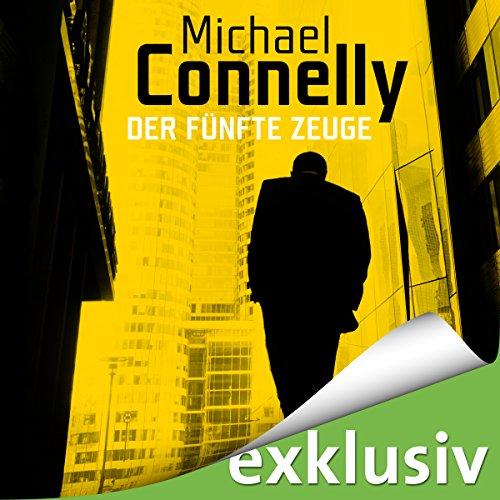 Buchseite und Rezensionen zu 'Der fünfte Zeuge' von Michael Connelly