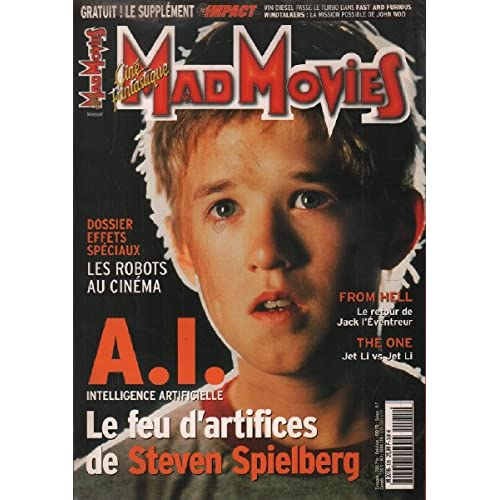 Mad movies n° 135 / A. I. ,intelligence artificielle