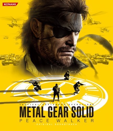 METAL GEAR SOLID PEACE WALKER ORIGINAL SOUNDTRACK by GAME MUSIC(O.S.T.) (2010-03-17) (2 Soundtrack Metal Solid Gear)