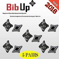 BIBUP 3.0 -- sistema magnético para la fijación del número de carrera (CAMUFLAGE)