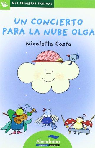 Un Concierto Para La Nube Olga -Lp- (Mis Primeras Páginas)