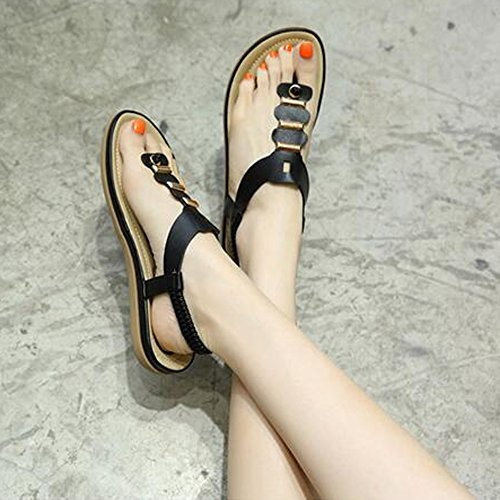 Colore toe Sunavy Di Donna Peep qIW055wxv