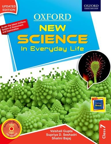 New Science in Everyday Life BK 7_ED18 [Paperback] [Jan 01, 2017] V. GUPTA, S. SESHADRI, S. BAJAJ