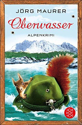 Buchseite und Rezensionen zu 'Oberwasser' von Jörg Maurer