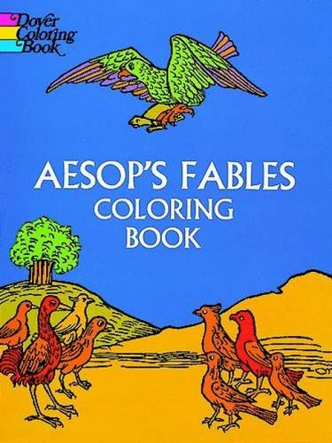 aesops-fables-coloring-book