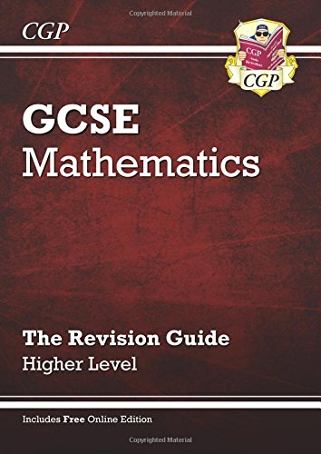 GCSE Maths Revision Guide with Online Edition - Higher (A*-G Resits) Cover Image