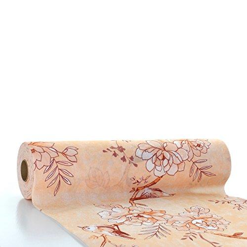 �ufer Maylin in aprikot aus Linclass® Airlaid 40 cm x 24 m, 1 Stück ()