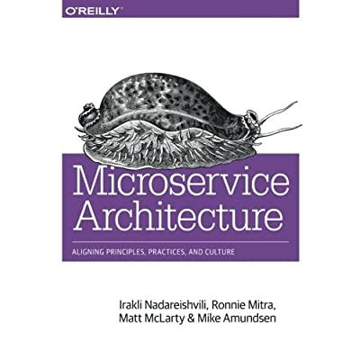 Microservice Architecture : Aligning Principles, Practices, and Culture