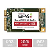 MyDigitalSSD 240GB 50mm BP4 Eco mSATA SSD SATA 6G - MDMS-BP4e-256