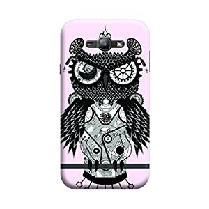 Digi Fashion Designer Back Cover with direct 3D sublimation printing for Samsung Galaxy J1 2016 SM-J120F