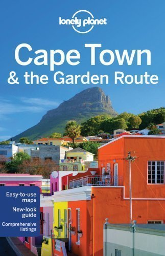 Lonely Planet Cape Town & the Garden Route (City Guide) by Simon Richmond, Lucy Corne (2012) Paperback