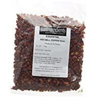 JustIngredients Essentials Red Bell Peppers 100 g, Pack of 2