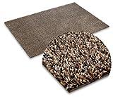 Floordirekt ECOGuard Schmutzfangmatte - Karat - granit-beige, 40x60cm