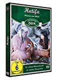 DVD Cover 'Hatifa - Abenteuer einer Sklavin - DEFA