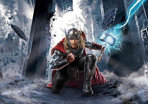 Olimpia Design 956P8 Fototapete Marvel Thor