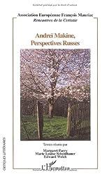 Andreï Makine, perspectives russes. : Rencontres de la Cerisaie du 3 au 5 Septembre 2004