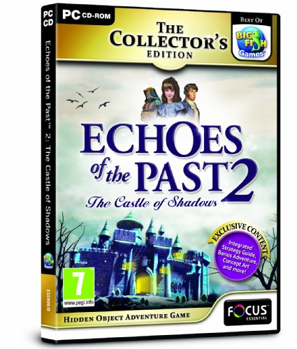 Echoes of the Past 2: The Castle of Shadows - Collector's Edition (PC CD) - Castle Spiel Wimmelbild