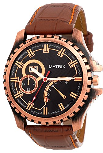 Matrix Analog Multi Colour Dial Men's Watch-WCH-159  available at amazon for Rs.269
