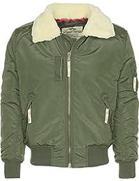 fa204280b1d98 Amazon.co.uk  Alpha Industries - Coats   Jackets Store  Clothing