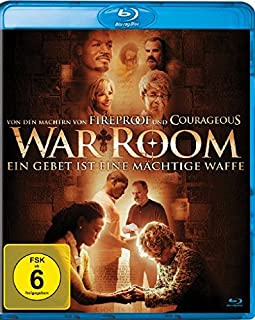 War Room (inkl. Digital HD Utraviolet) [Blu-ray]