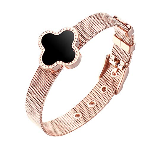 Armbanduhren für Damen Armband Frauen, Bettelarmband Fußkettchen Mädchen verstellbare Fußkette Gold Fußkettchen