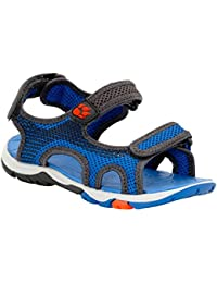 Jack Wolfskin Boys Puno Bay Splash Air Mesh Summer Hydro Beach Sandals