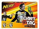 Nerf Hasbro 628691481 - Jeu de Plein Air - Dart Tag 2 Joueurs