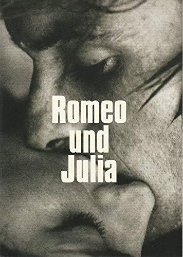Programmheft William Shakespeare: Romeo und Julia. Premiere 26.6.2003 Spielzeit 2002 / 2003 Heft 7