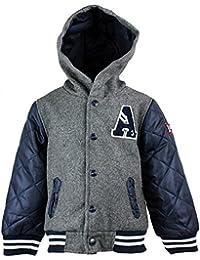 Minoti Boys Toddler Logo All Stars Hooded Jacket Hoody Coat Sizes from 1 to 4 Years