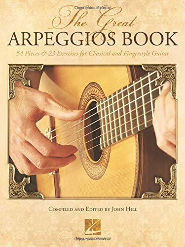 Book: 54 Pieces & 23 Exercises for Classical and Fingerstyle Guitar ()