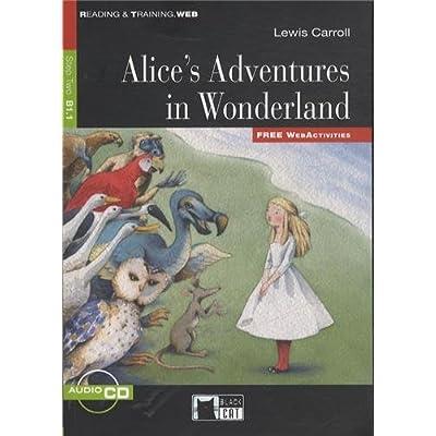 Alice's Adventures in Wonderland (1CD audio)