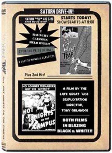 Bild von The Velvet Trap (1966) / Hot Nights On The Campus (1966)
