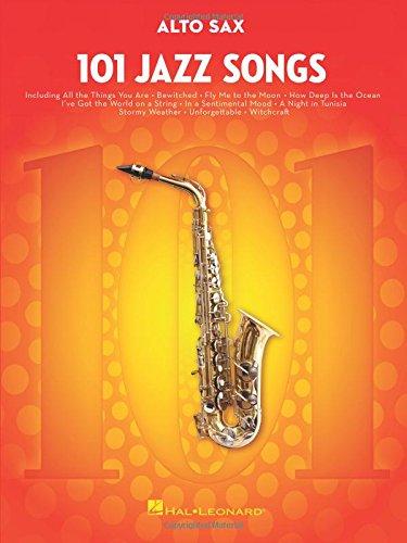 101 Jazz Songs Alto Sax (Leonard Sax)
