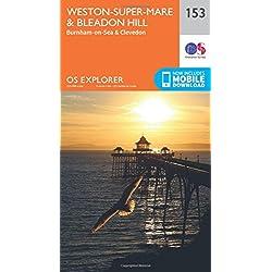 Weston-Super-Mare and Bleadon Hill