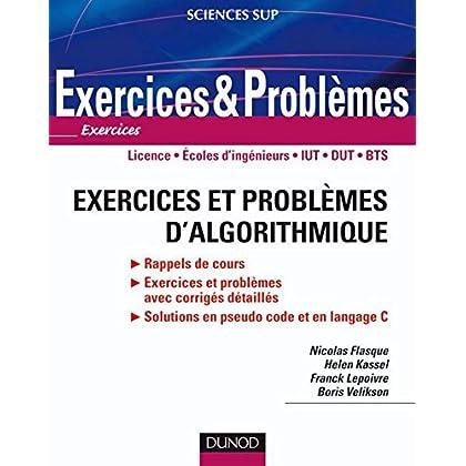 Exercices et problèmes d'algorithmique (Informatique)