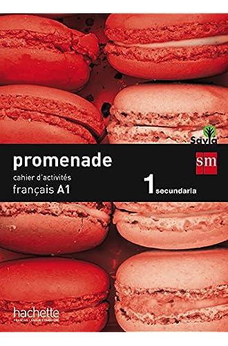 Cahier de français. 1 ESO. Promenade